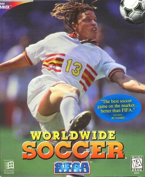 WorldWide Soccer Pc SegaWorldwideSoccer_PC_US_cover