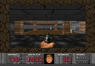 Doom (32X)/Hidden content - Sega Retro