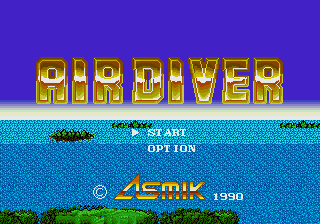 AirDiver MDTitleScreen.png