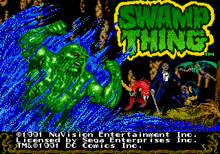 SwampThing Title.png