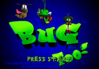 Bug Too!