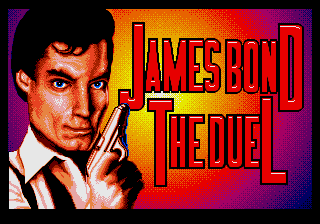 JamesBond007TheDuel MDTitleScreen.png