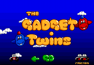 The Gadget Twins