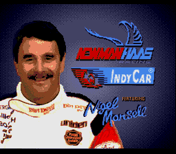 NewmanHassIndyCar MDTitleScreen.png