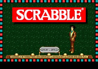 Scrabble - Sega Retro