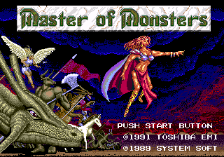 MasterOfMonsters MDTitleScreen.png