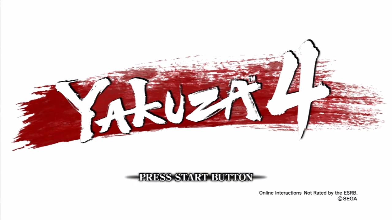 Yakuza 4 Hostess Guide : Saigo Training Yakuza 4 06 2021