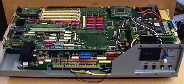 Sega Titan Video