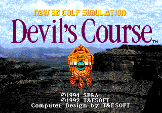 New 3D Golf Simulation: Devil'