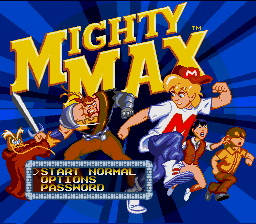 MightyMax Title.png