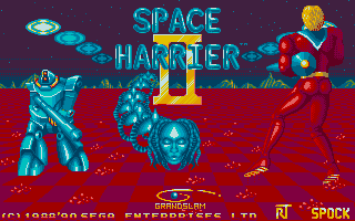 SpaceHarrierII Amiga title.png