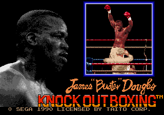 JamesBusterDouglasKnockoutBoxing MDTitleScreen.png