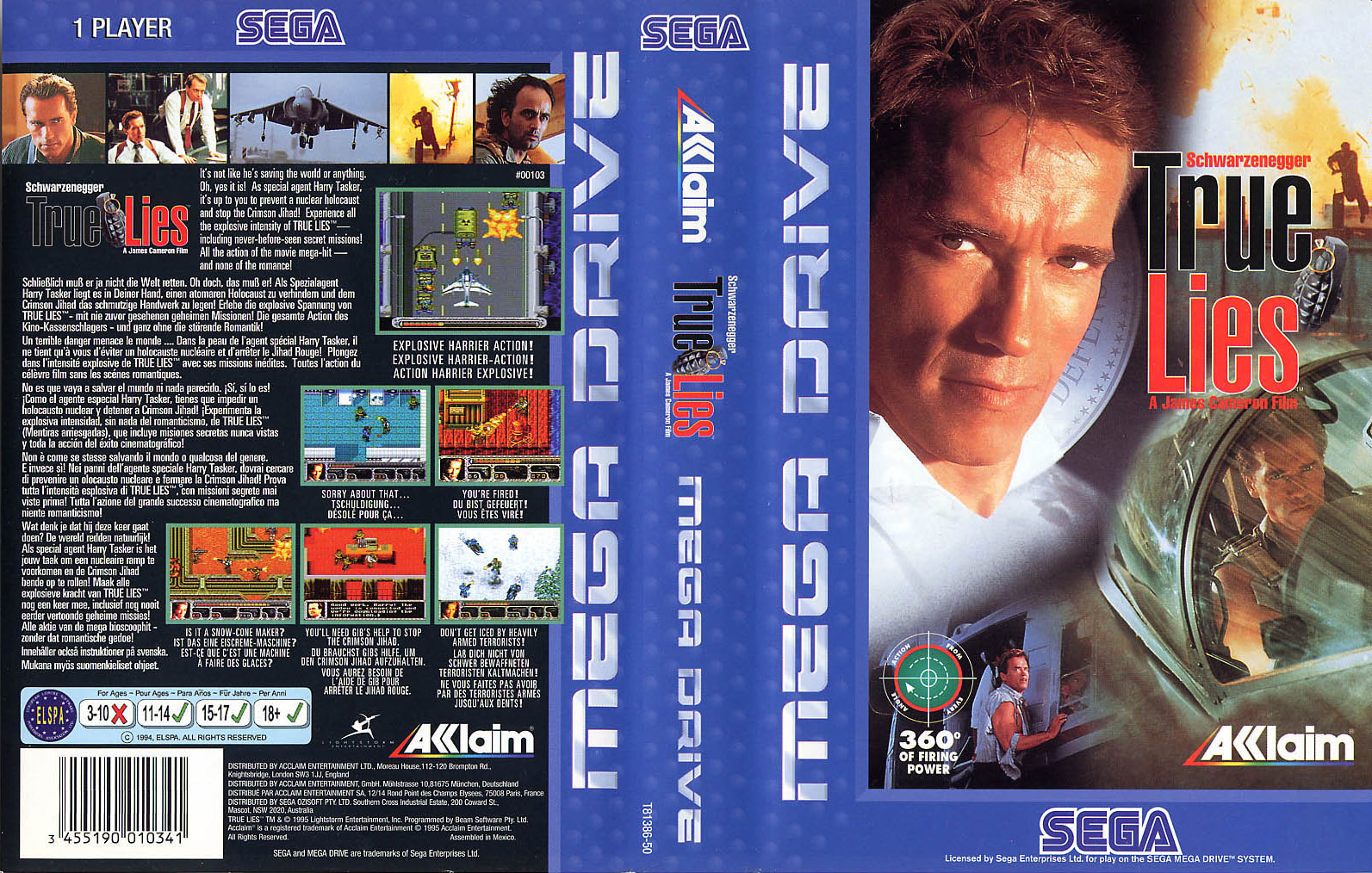 sega enterprises ltd v accolade inc This tiny smidgen of code, and its resulting message, became the bedrock of sega enterprises ltd v accolade inc, which was decided by the ninth circuit a mere month after atari games corp v.