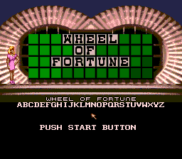 Wheel of Fortune (GameTek)