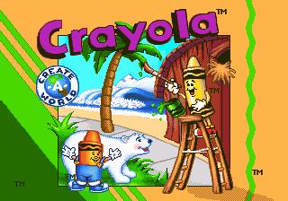 Crayola World