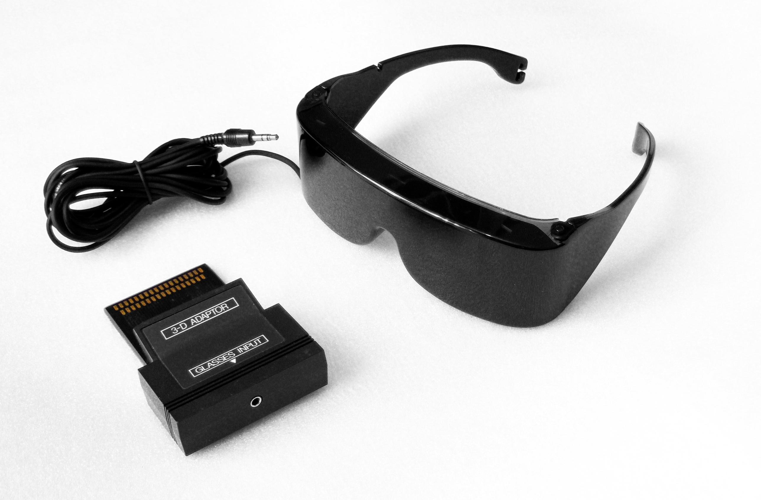 84b3658a59b2a 3-D Glasses