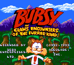 Bubsy Title.png