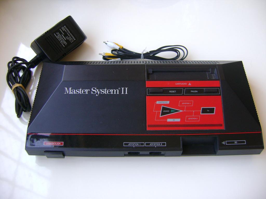 Cable rgb para master system 2 de tectoy brasil en retro y descatalogado consolas cl sicas - Console sega master system 2 ...