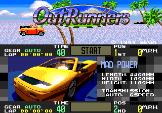 OutRunners MD US TitleScreen.png