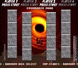 Mortal Kombat 3/Hidden content - Sega Retro