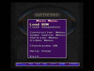 sega emulator games