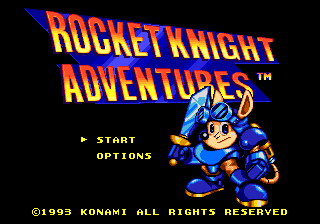 File:Rocket Knight Adventures Title.png
