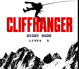 Cliffhanger MDTitleScreen.png