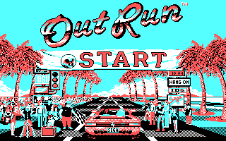 OutRun IBMPC CGA Title.png