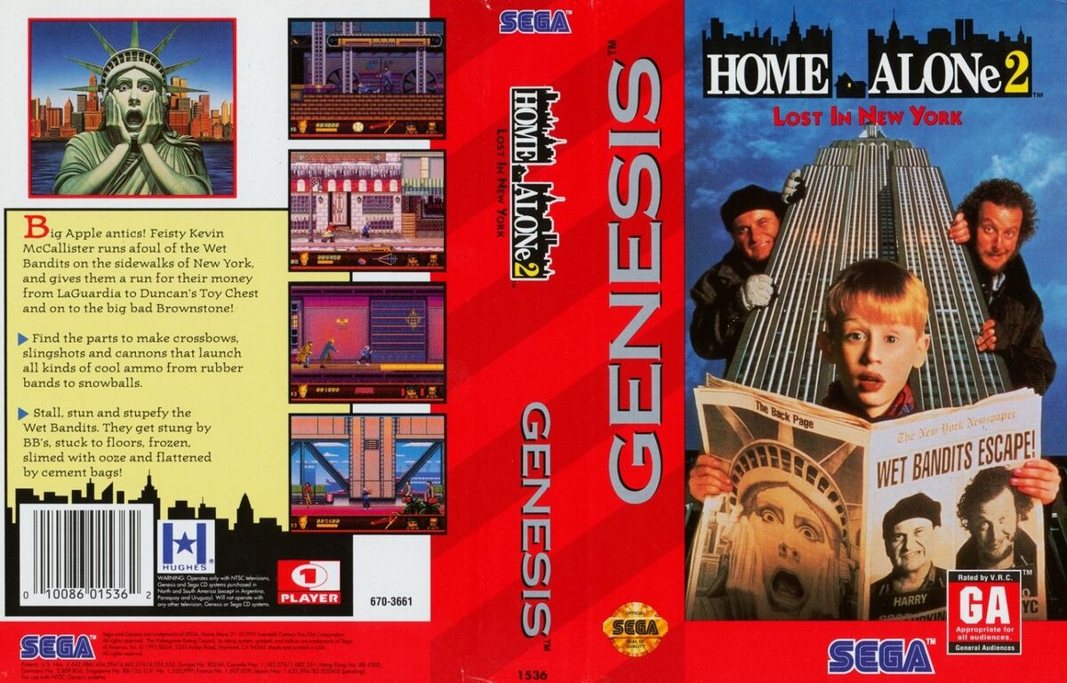 Horrny home alone games — 15