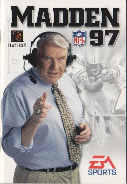 File:Madden NFL 97 MD US Manual.pdf - Sega Retro