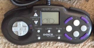 MemoryJoypad MD Controller front.jpg