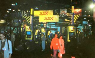 E3 1995 - Sega Retro
