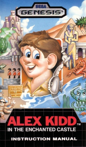 File:Alex Kidd in the Enchanted Castle MD US Manual.pdf