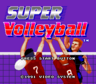 SuperVolleyBall MDTitleScreen.png