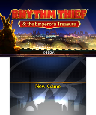 Rhythm Thief 3DS title screen.png