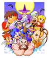 PocketFighter Saturn JP Art Cover.png