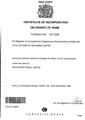 JPMAutomaticMachinesLtd Certificate of Incorporation on Change of Name 1994-11-22.pdf