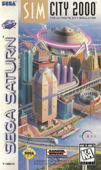 File:Simcity2000 sat us manual.pdf - Sega Retro