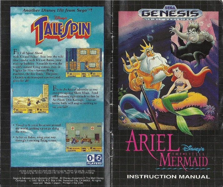 File:Ariel MD US Manual.pdf - Sega Retro