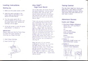File:Alex Kidd High-Tech World (Booklet) SMS AU Manual.pdf - Sega ...