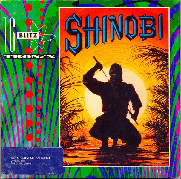 File:Shinobi AtariST UK Box Front 16Blitz.jpg
