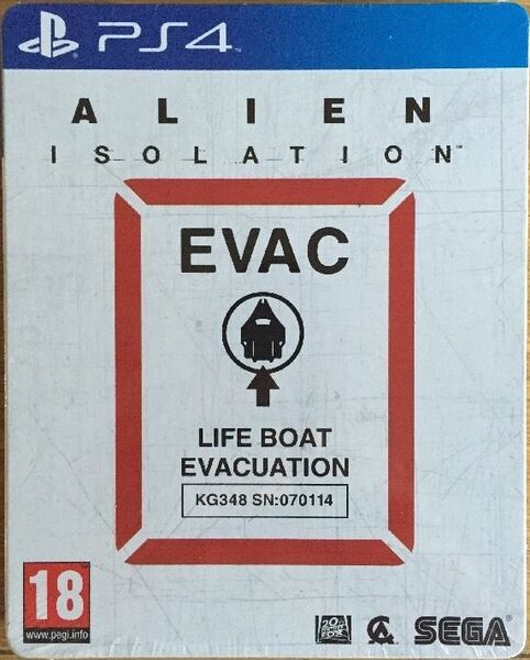 File:AlienIsolation PS4 UK Steelbook cover.jpg