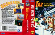 TazEscapefromMars MD US cover.jpg