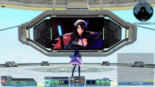PSO2JP PS4 - Ingame Monitors.png