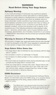 File:Mechwarriorii sat us manual.pdf - Sega Retro