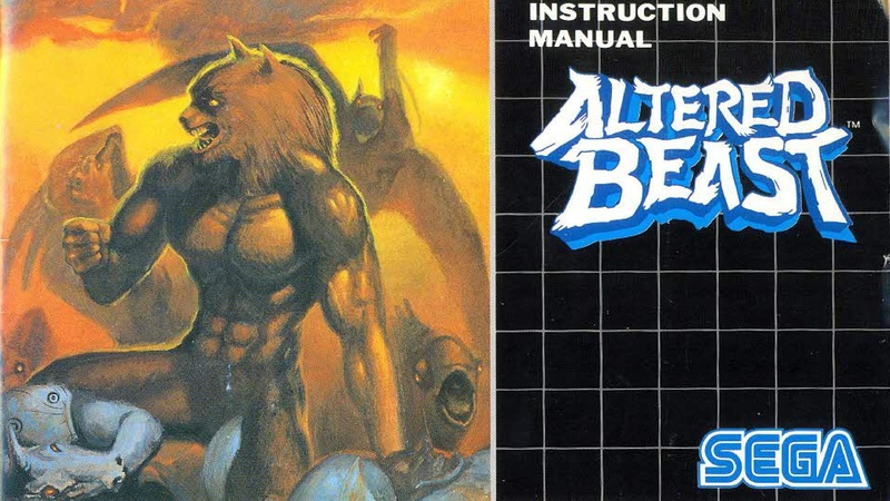 see Photos Arcade, Jukeboxes & Pinball Collectibles Sega Altered Beast Arcade Manual