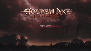 Golden Axe Beast Rider title screen.png