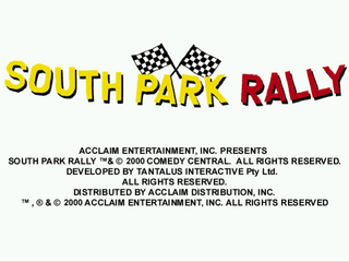 SouthParkRally title.png