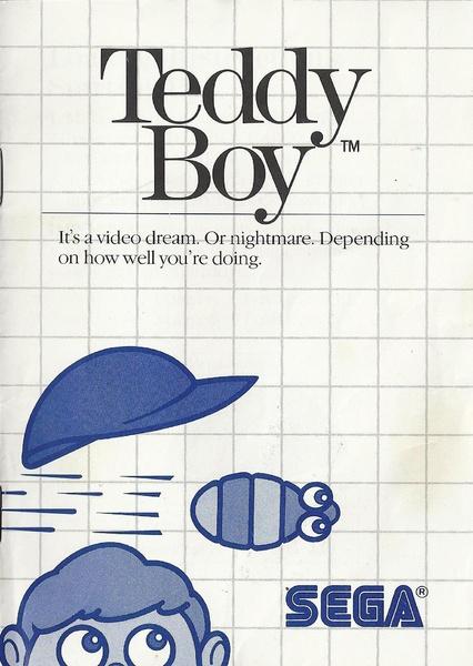 File Teddyboy Sms Us Manual Pdf Sega Retro