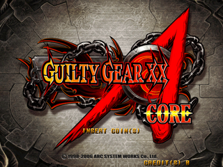 GuiltyGearXXAccentCore title.png
